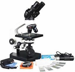 Radical 1000x Binocular Lab LED Digital Cordless Compound Mi
