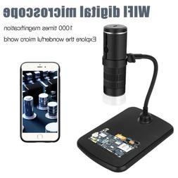 Jiusion 1000X Digital Wifi Magnifier Microscope Camera for i