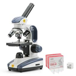 SWIFT Pro Digital Compound Microscope 1000X Dual Light Stude