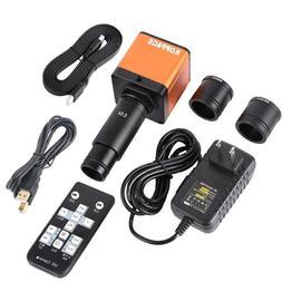 KOPPACE 16MP 1080P 60FPS HDMI USB FHD 0.5X Industrial Micros