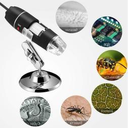 Jiusion 40 to 1000x Magnification USB Digital Microscope