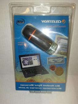 Celestron 44301 Mini Handheld Digital Microscope