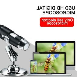 8Led USB Digital Microscope Magnifier for PC Android phone T