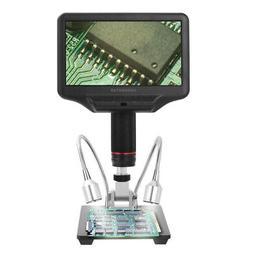 Andonstar AD407 7 Inch Screen 3D Digital Microscope 270X 108