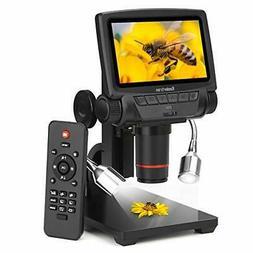 Koolertron 5 inch LCD 1080P Wireless Remote Control Digital