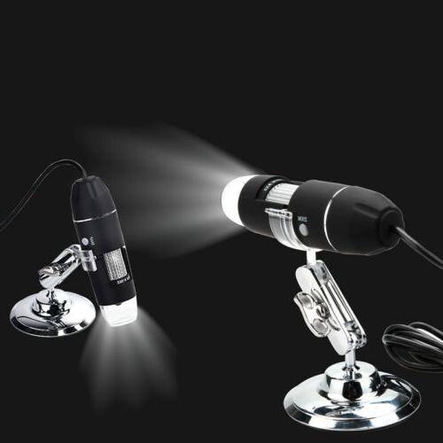 10X-1000X Microscope Camera Magnification