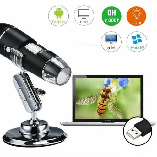 Microscope Camera Magnification
