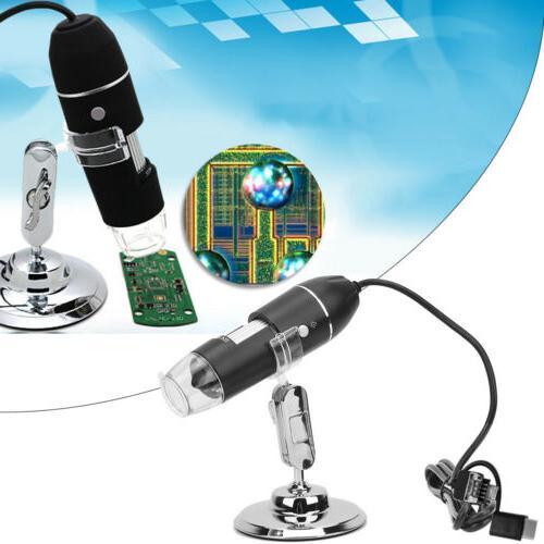 1000X 8LED Digital Camera Handheld USB Endoscope