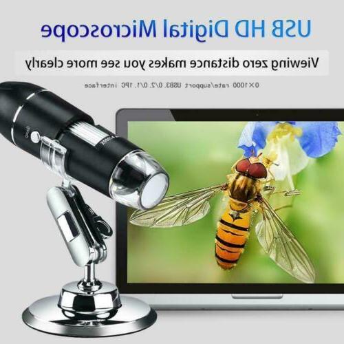 1000X Camera Handheld Endoscope USB