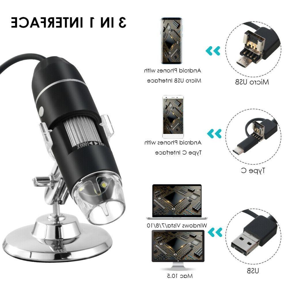 1000X Magnifier Endoscope