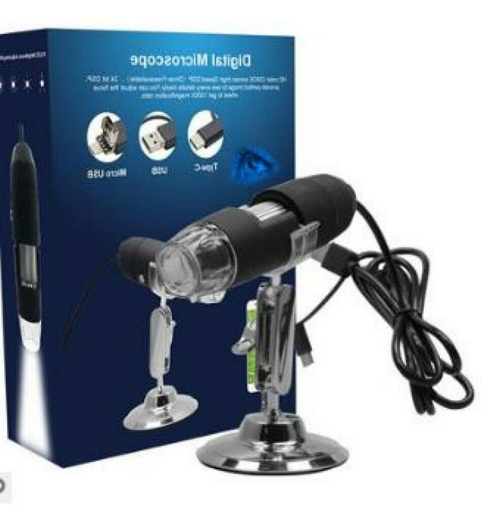 1000X USB Digital Magnifier Endoscope Camera Phone/Tablet/Laptop