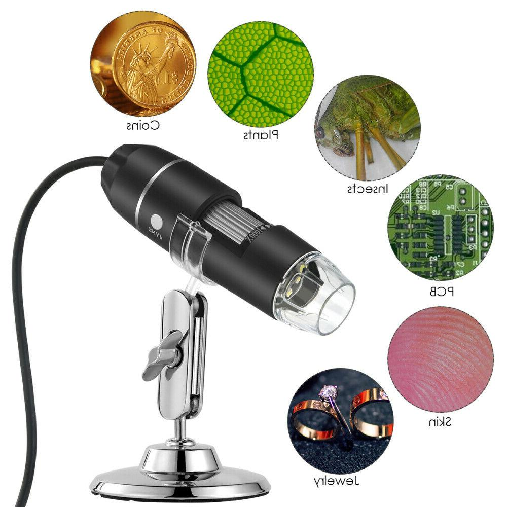1000X Magnifier Camera Phone/Tablet/Laptop