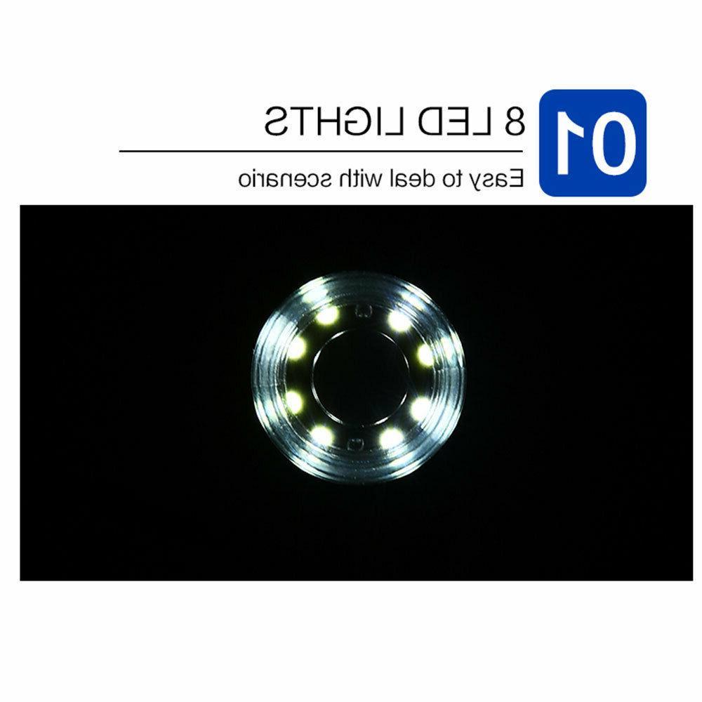 1600X USB 8 LED Accessories US