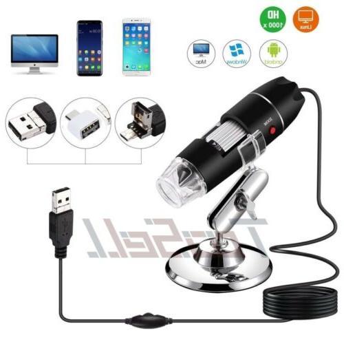 1600x Microscope Endoscope