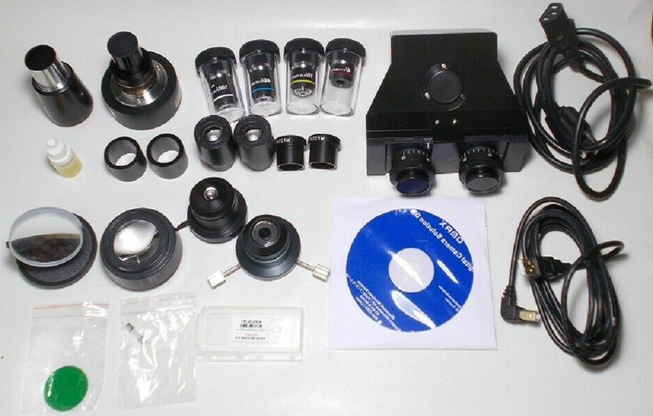 OMAX 5 Digital Microscope, NA 1.25