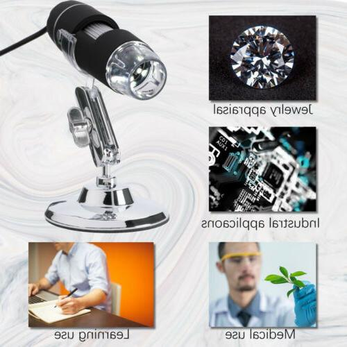 500X Digital Microscope Mobile PC