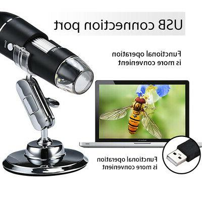 8 Digital Electronic Magnifier Camera PC