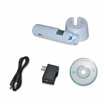 8LED Wireless Digital Electronic