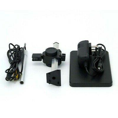 Digital Magnification 1-600X Magnifier 6 Lights