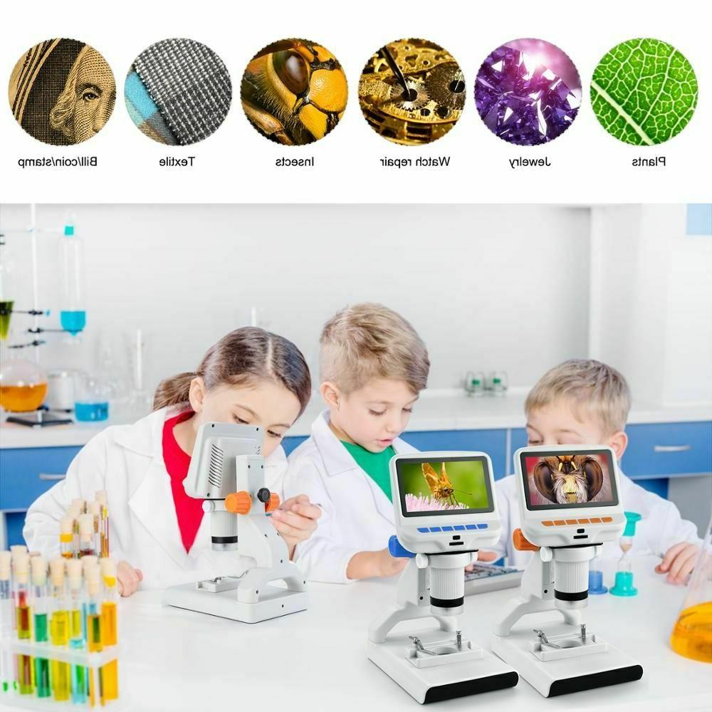 Digital With Plastic Screen For Science