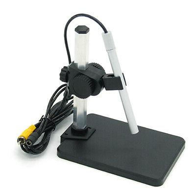 Digital Microscope 1-600X Magnifier Magnifying Lights