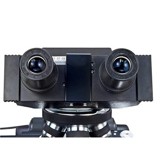 OMAX Digital Binocular Compound Microscope with USB Camera