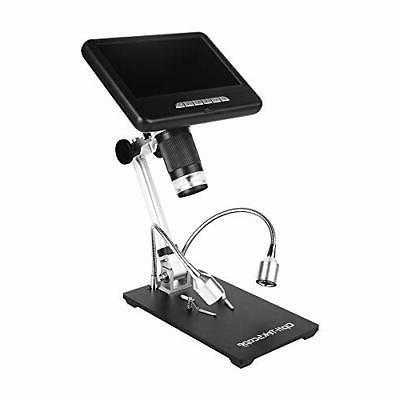 "Opti-Tekscope 7"" Digital LCD Microscope"
