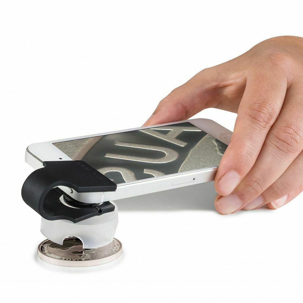 phonescope macro lens for smartphones 60x digital