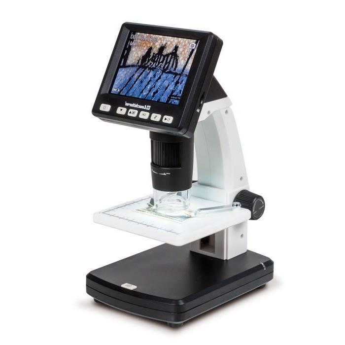 LCD Digital Portable High Quality Microscope Led