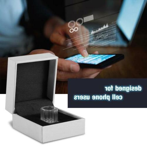 s001 magnifier 200x microscope lens for smart