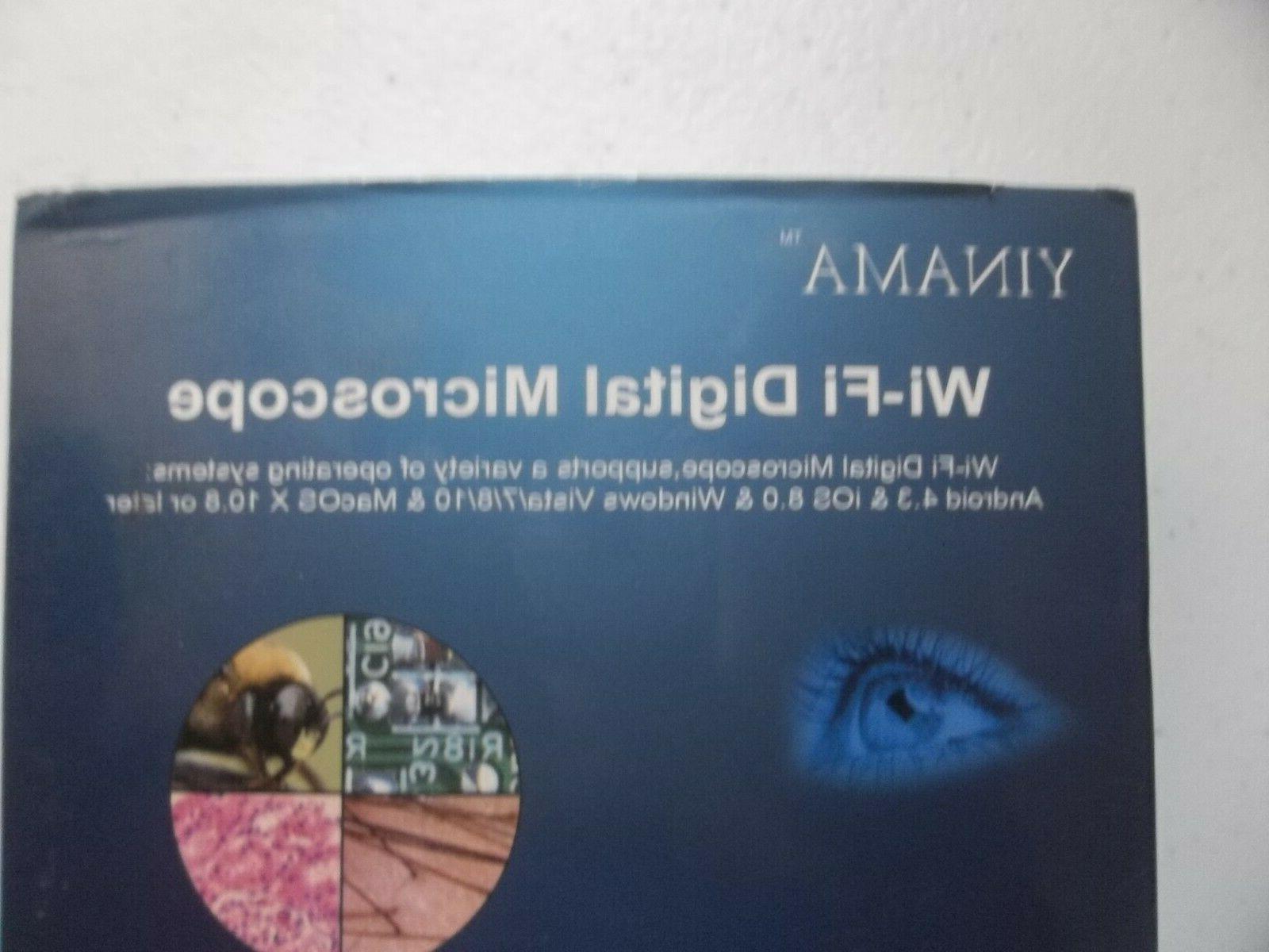 YINAMA WI-FI DIGITAL HD