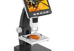 LCD Digital Microscope, YINAMA 4.3 Inch 50X-1000X Magnificat