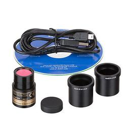 AmScope MD35 0.3MP Digital Microscope Camera for Still and V