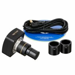 AmScope Microscope Digital Camera 3MP USB2.0 + Editing Softw