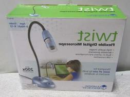 Learning Resources Twist Flexible Digital Microscope