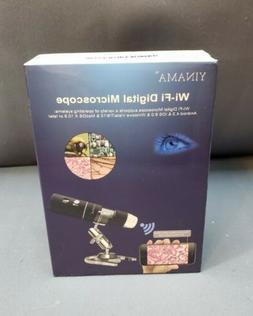wifi digital microscope hd resolution 50x 1000x